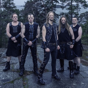 Concert of Ensiferum 07 December 2019 in Boston, MA