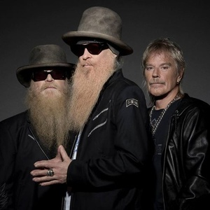 Concert of ZZ Top 25 March 2020 in Las Vegas, NV
