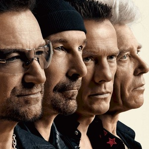 Concert of U2 20 January 2021 in Geneva