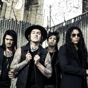 Concert of Escape The Fate 22 February 2020 in Madison, WI